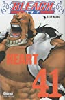 Bleach, Tome 41 : Heart par Kubo