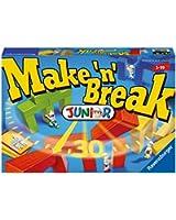 "Ravensburger - 22009 - Jeu d'habilité ""Make 'N' Break Junior"""