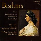 ブラームス:合唱と管弦楽のための作品集ブラームス:合唱と管弦楽のための作品集2運命の女神の歌Op.89/3アルト・ラプソディOp.53/4運命の歌Op.54