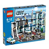 Lego City Police Station- 7498 From Debenhams