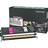 Lexmark Magenta High Yield Return Program Toner Cartridge -Magenta -Laser -5000 Page -1 Each