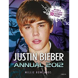 Justin Bieber Book on Whole Year With Justin Bieber  Amazon Co Uk  Millie Rowlands  Books