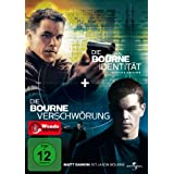 Bourne Collection (Bourne Identitt & Bourne Verschwrung) [Limited Edition] [2 DVDs]von &#34;Matt Damon&#34;