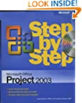 Project 2003 Step by Step Book/CD Pac...