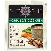 Organic Chai Black and Green Tea