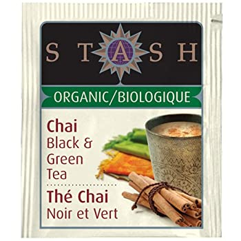 Organic Chai Black and Green Tea