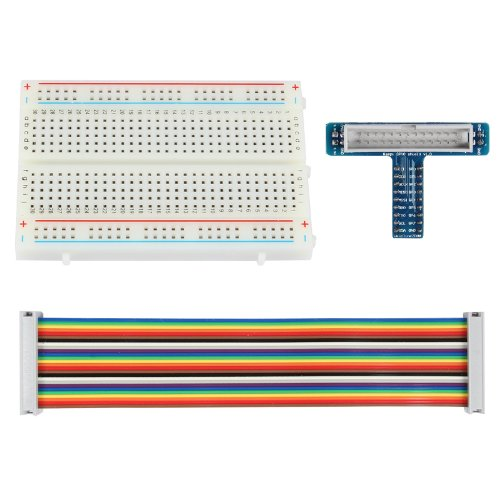 Sainsmart Gpio Expansion Kit For Raspberry Pi 26-Pin Gpio Cable Breadboard Gpio Adapter