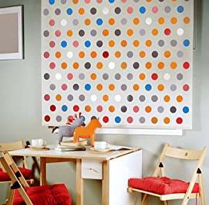 Polka Dot Wall Decals For Kids Rooms : Polka Dot Allover SM - Easy wall decor for Nurseries, Kids Rooms ...