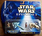 Star Wars Episode 1 Figures: Micromachines: Collection 2 by Galoob