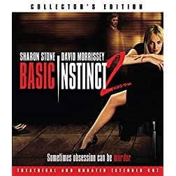 Basic Instinct 2 [Blu-ray]
