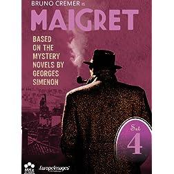 Maigret - Set 4