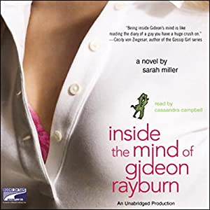Inside the Mind of Gideon Rayburn Audiobook