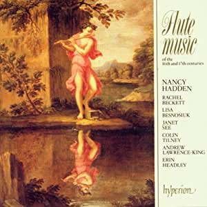 Flute Music of the 16th and 17th Centuries
