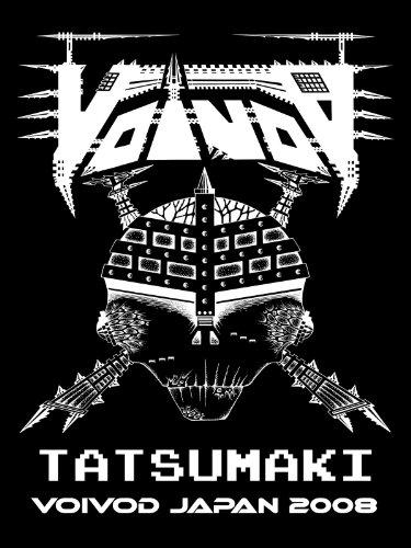 Voivod - Tatsumaki  Voivod Japan 2008