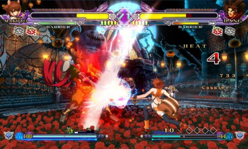 BlazBlue Continuum Shift Extend galerija