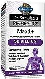 Garden of Life Dr. Formulated Probiotics Mood Plus Capsules, 60 Count