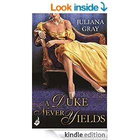 A Duke Never Yields: Affairs By Moonlight Book 3 (Affairs by Moonlight (Eternal Romance))