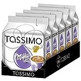 Bosch Tassimo Milka Hot Chocolate T Disc Coffee Machine Capsules (5 Packs)
