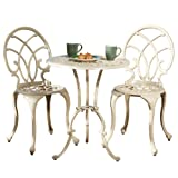 Best-Selling-Anacapa-Cast-Aluminum-Bistro-Set-Sand-Finish