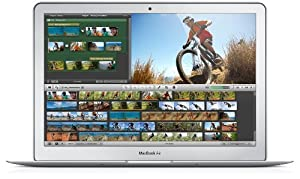 Apple MacBook Air MD760LL/B 13.3-Inch Laptop (Certified Refurbished)