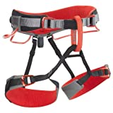 Black Diamond Momentum climbing belt DS, L-XL grey/red 2015