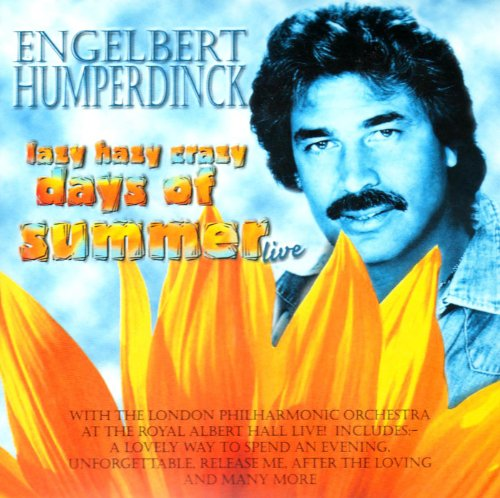 Engelbert Humperdinck-Lazy Hazy Crazy Days Of Summer Live-CD-FLAC-2003-JLM Download