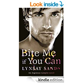 Bite Me If You Can: An Argeneau Vampire Novel (Argeneau Vampires)