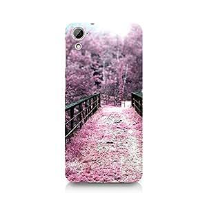 TAZindia Designer Printed Hard Back Case Mobile Cover For HTC Desire 826