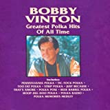 Bobby Vinton Album - Greatest Polka Hits Of All Time (Front side)