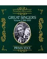Great Singers Vol.2