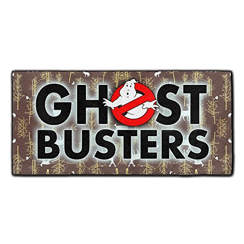 [BADDY Ghost Busters Logo Washcloths Washing Towels Super Absorbent] (Cute Slimer Costumes)