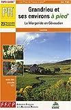 echange, troc Guide FFRP - Le Pays de Grandrieu et ses environs a pied : La Margeride en Gévaudan