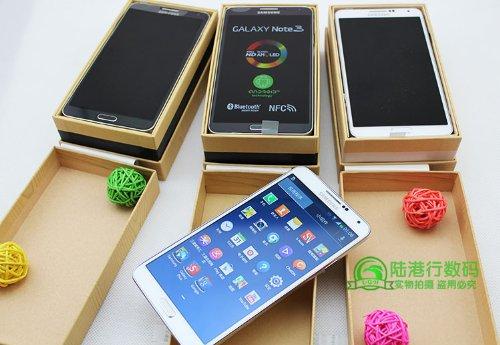 Brand New Samsung Galaxy Note 3 Iii N9005 32gb White Factory Unlocked International Version Enawtoning