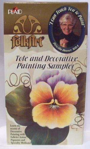 Tole and Decorative Painting Sampler (Folk Art)