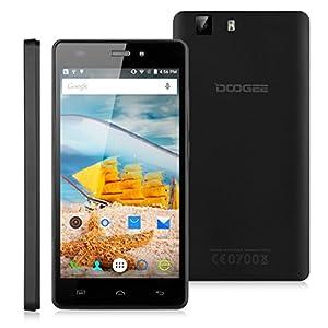 Doogee X5 Pro - Smartphone Libre 4G Android 5.1 (Quad Core, 5.0
