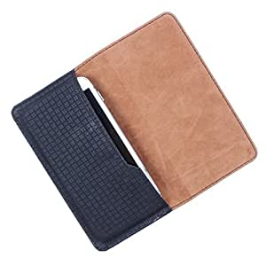 Dooda PU Leather Flip Pouch Case For HTC One Remix