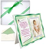 Baptism Christening Gifts Irish Baby Blessing Picture Frame