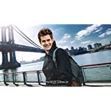 Movie The Amazing Spider-Man 2 Spider-Man Peter Parker Andrew Garfield ON FINE ART PAPER HD QUALITY WALLPAPER POSTER