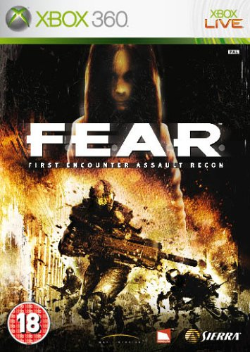 FEAR: First Encounter Assault Recon Used (XBOX 360)