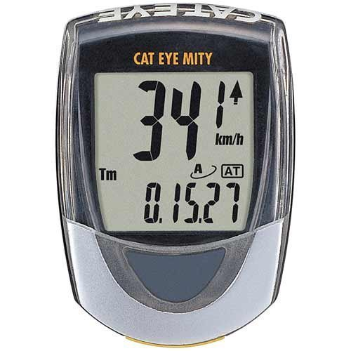 Cateye CC-MT400 Mity 8-Function Bicycle Computer