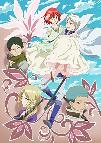 赤髪の白雪姫 Vol.7 <初回生産限定版>【Bly-ray】 [Blu-ray]