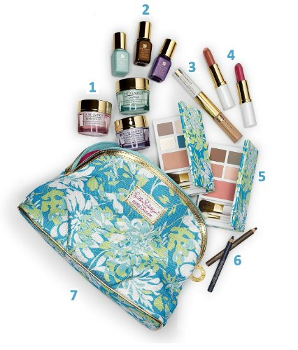Estee Lauder 7 pcs Skin Care and Makeup Collection
