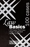 100 Cases That Every Scots Law Student Needs to Know (Green's Law Basics)