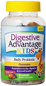 Digestive Advantage Probiotic Gummies for Kids, 80 Count
