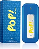 FCUK Pop Art Eau de Toilette Spray for Him 100 ml