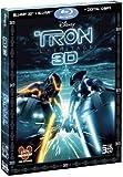 echange, troc Tron l'héritage - Combo Blu-ray 3D active + Blu-ray 2D + copie digitale [Blu-ray]