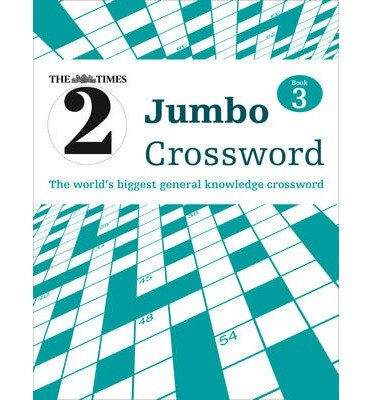 [ TIMES 2 JUMBO CROSSWORD ] by unknown ( Author ) [ Aug- 04-2008 ] [ Paperback ] PDF