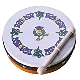 Scottish Thistle Bodhran