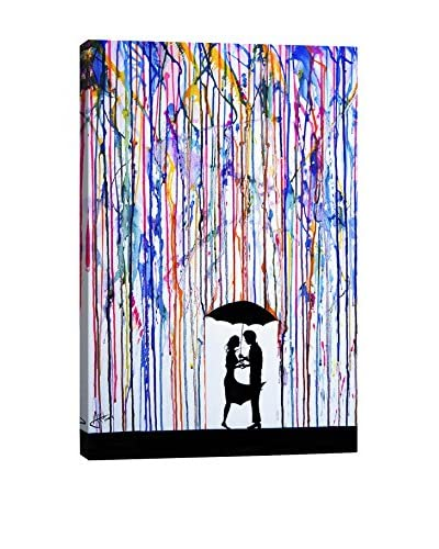 Marc Allante Deluge Gallery Wrapped Canvas Print
