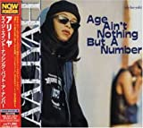 echange, troc Aaliyah - Age Ain't Nothing But a Number